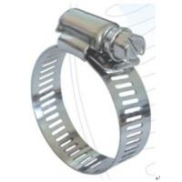 Buy cheap Short Shank Female Stainless Steel Hose Clamps Rust Proof Long Working Life from wholesalers