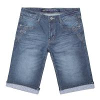 Buy cheap New Summer Fashion Men's Short Jeans Denim from wholesalers