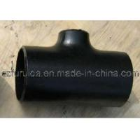 Buy cheap ASME A234 WPB Reducing Tee from wholesalers