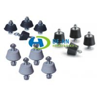 Buy cheap NR NBR EPDM SBR Rubber Vibration Mounts , Compactor Rubber Damper from wholesalers