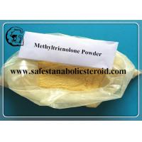 Buy cheap Safest Anabolic Steroid Methyltrienolone Powder For Muscle Building , CAS 965-93-5 from wholesalers