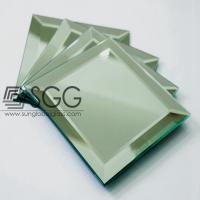 Buy cheap clear tempered silver mirror 2mm 3mm 4mm 5mm 6mm from wholesalers