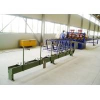 Buy cheap Assembly Reinforcing Bars AAC Mesh Frame Precast Concrete Roof Slabs Machine from wholesalers