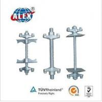 Buy cheap High Tensile Special Fasteners Split Bolt with HDG from wholesalers