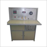 Buy cheap High stability single-phase energy meter Energy Meter Calibration Test Bench from wholesalers