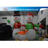 Buy cheap Giant Inflatable Snowman Blow up Christmas Santa Claus Yard Decoratoin product