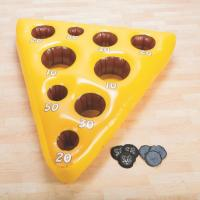 Buy cheap Inflatable Mouse and Cheese Toss Game,festival games from wholesalers