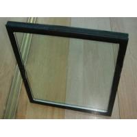double glazed glass