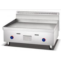Buy cheap Table Top Electric And Gas Griddle / Hotel Food Service Kitchen Equipment Griddle from wholesalers