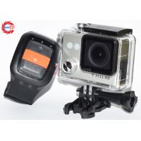 Buy cheap 30m Waterproof Silver 170 Degree Action Camera digital video camcorder for sports from wholesalers