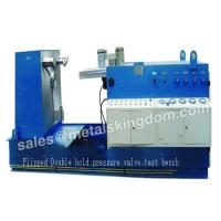 Buy cheap Flipped Double Holding Pressure Type Valve Test Bench , Flipped Double Hold Pressure Valve Test Bench from wholesalers