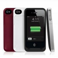 Buy cheap 2000mAh Lithium-ion Polymer External Backup Mophie Battery Plus for iphone product