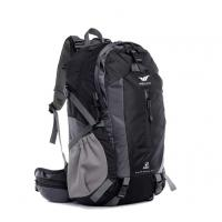 Buy cheap 600D nylon unisex hiking backpack---anti-water&Multi-fonction camping backpack-Mountaintop 40L from wholesalers