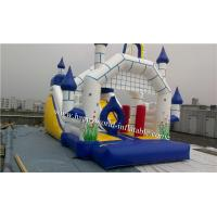 Buy cheap bouncy castle with slide , bouncy castle prices , inflatable bouncer , jumping castle from wholesalers