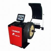 Buy cheap Wheel Balancer with Hood and 40 Inches Diameter, Different Alu Modes are Available from wholesalers