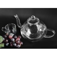 Buy cheap Hand Made Heat Resistance double wall insulated cup and Teapot , Healthy from wholesalers