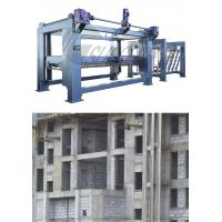 Quality Hydraulic Vertical AAC Block Cutting Machine for AAC Production Line Electric Capacitance 18kw for sale