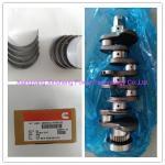 Buy cheap Foton Cummins Isf2.8 Spare Part: Crankshaft 4980384, Crankshaft Bearing 4996250 from wholesalers