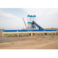 Buy cheap Power Saving Wet Dry Ready Mix Concrete Plant Belt Conveyor 150m3/H Capacity from wholesalers