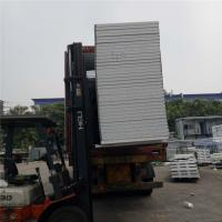 Buy cheap 204pcs 10kg lightweight eps sandwich panel with 0.426mm for a 40ft container from wholesalers