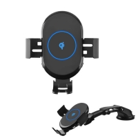 Buy cheap Automatic Clamping Wireless Car Charger For Iphone & Android from wholesalers