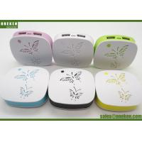 Buy cheap Butterfly Design 18650 Power Bank 5200mAh Dual Port 5V / 1A For Cell Phone product