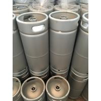 Buy cheap 20L US beer keg stacakable, with micro matic spears from wholesalers