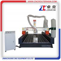 Buy cheap Wood CNC Machine Router 3.2KW spindle,5.5KW dust collector ZKM-1325B 1300*2500mm from wholesalers