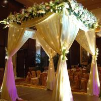 Buy cheap Wholesale Cheap  stand pole pipe and drape for event decoration from wholesalers