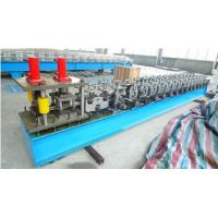 Buy cheap Insulated Polyurethane foam-filled rolling shutter door Roll forming Machine from wholesalers