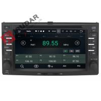6.2 Inch Android Compatible Car Stereo Touch Screen , Kia Sportage Dvd Player