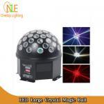 Buy cheap Factor LED magic crystal ball light bar light KTV light led rotating disco mirror ball from wholesalers