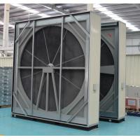 Buy cheap High Air Flow 1 Row Water Cooled Heat Recovery Air Handling Units from wholesalers