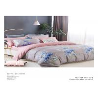 Buy cheap Natural 200TC 100% Cotton Home Bedding Sets With Customized Pattern from wholesalers
