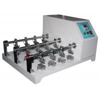 Buy cheap Stainless Steel Automatic Bally Flexometer in Leather Physical Testing Equipment from wholesalers