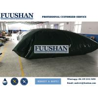 Buy cheap Fuushan Portable reusable pillow shape PVC flexible water Storage tank for Agriculture from wholesalers