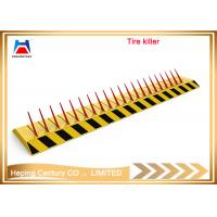 Buy cheap Automatic steel material tire killer and bayonet safety road obstacles from wholesalers