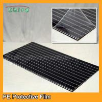 Buy cheap Galvanized Aluminum Sheet Protective Film With 5 - 5 00G / 25MM Adhesion from wholesalers
