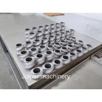 Buy cheap TEX54 Extruder Screw Elements , Twin Screw Extrusion Machine Parts HRC58 - 62 Hardness from wholesalers