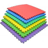 Buy cheap 2cm Non Toxic Play Mat / Soft EVA Interlocking Foam Floor Mats Color Customized from wholesalers