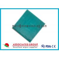 Buy cheap Viscose Rayon Multi Purpose Cleaning Wipes Apertured Surface Preparation from wholesalers