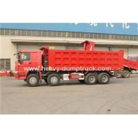 8 x 4 Weichai engine Heavy Duty Dump Truck with 24.15 CBM cargo capacity