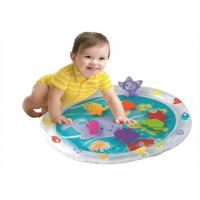 Buy cheap PVC  Inflatable Water Toys For kids / Fun Water Play Mat for Tummy Time from wholesalers