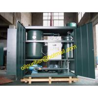 Buy cheap Emulsified Turbine Oil Filtration Machine,Oil Recycling Purifier, Oil Recondition Plant from wholesalers