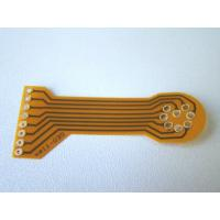 Buy cheap Immersion Gold , OSP Flexible PCB PI Stiffener Film Board 1mil Min. Line from wholesalers