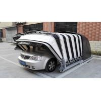 Car Cover Shelter : Solar engine automatic car cover outdoor carport garages