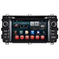 Buy cheap  Navigation Toyota Dvd Players For dvd Toyota Auris With Bluetooth 3G Wifi Dvr from wholesalers