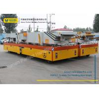 Buy cheap 200 Ton Die Transfer Cart Cement Shunter Trolley Motorized Heavy Transporter from wholesalers