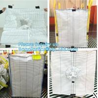 Buy cheap PP woven big bag/bulk bag/jumbo bag 1000kg,china factory woven polypropylene sand use pp woven big bag 1000kg, BAGEASE from wholesalers