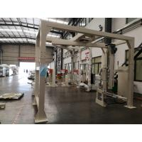 Buy cheap Easy Operation Auto Pallet Wrapper / Rotary Automatic Stretch Wrap Machine from wholesalers